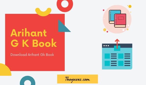 Arihant Gk Book