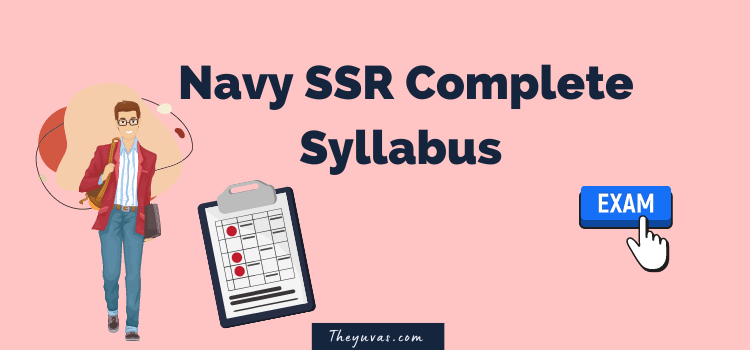 Navy SSR Syllabus