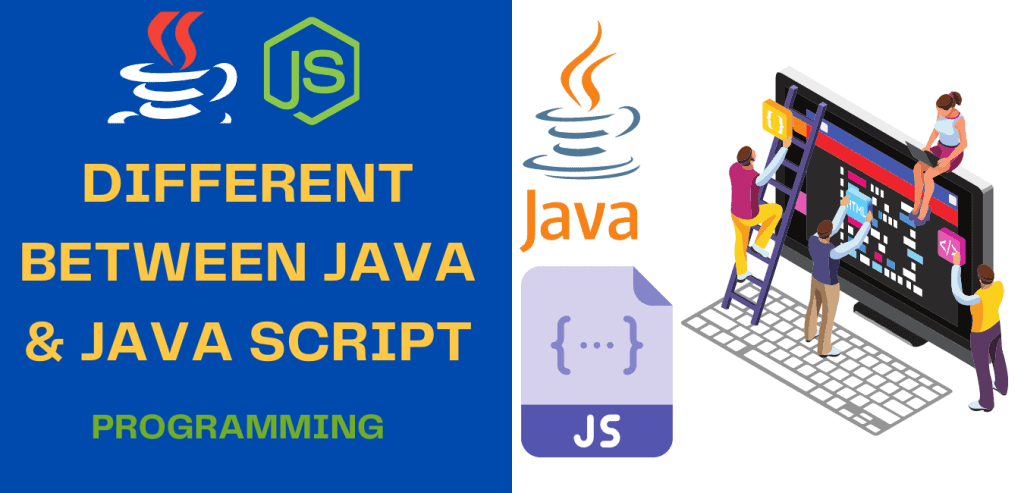 what is the differences between java and javascript