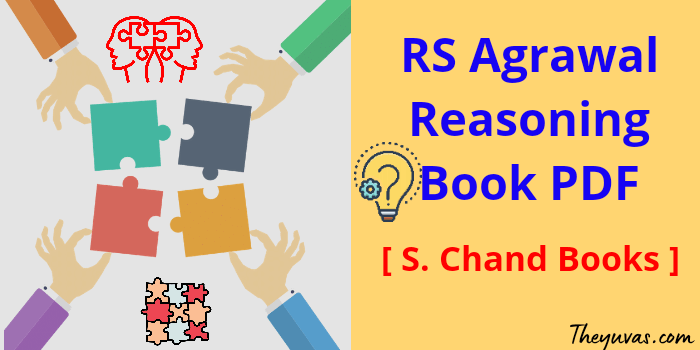 rs agarwal reasoning book pdf